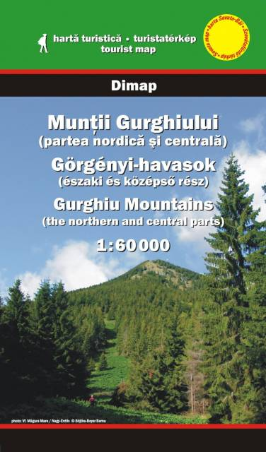 Gurghiu Mountains. Northern and Central Parts