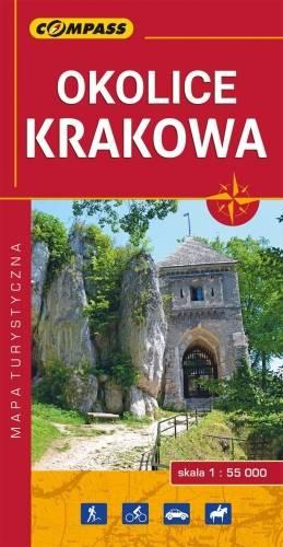 Okolice Krakowa Mapy Turystyczne Na Telefon Traseo Pl