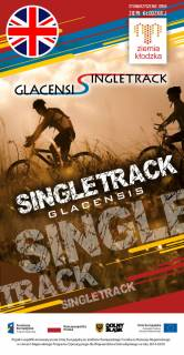 Mapa Singletrack Glacensis English