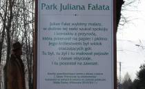 Park Juliana Fałata.