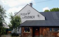 Pizza Rudika.
