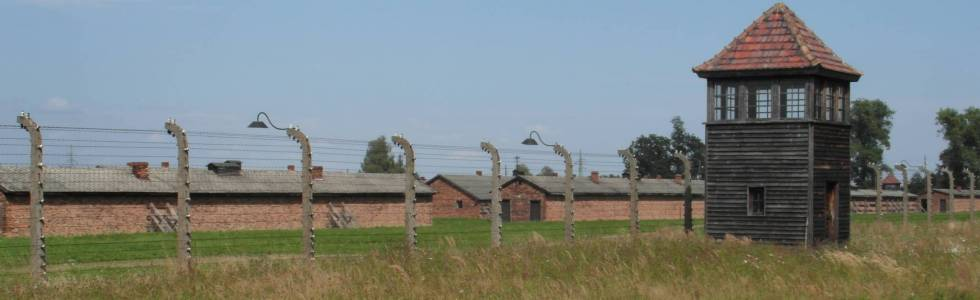 Highway to hell: Auschwitz-Birkenau