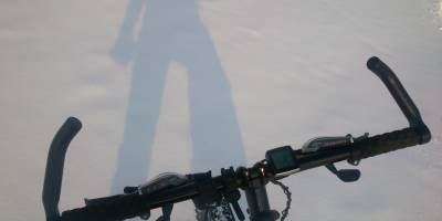 Winter bike 2014/1/26